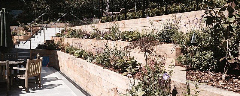 Charlotte Love Garden Design Berkhamsted